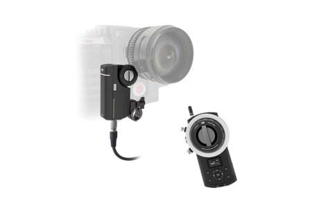 Пульт ДУ DJI Focus может использоваться одновременно для наземной и воздушной съемки