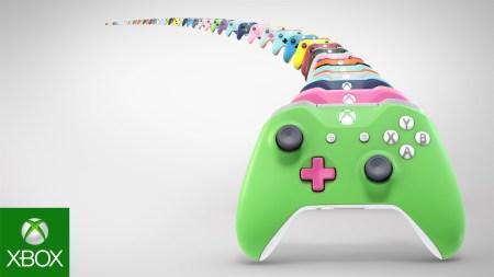 Теперь дизайн Xbox контроллера можно создавать в Xbox Design Lab