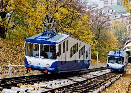 Киевский фуникулер может стать первопроходцем в сфере внедрения электронных билетов