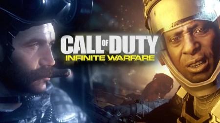 Activision показала новый геймплейный ролик Call of Duty: Infinite Warfare