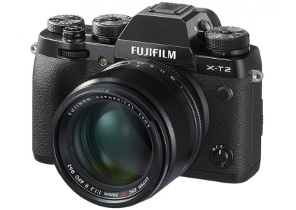 Анонсирована камера Fujifilm X-T2 с поддержкой записи видео в разрешении 4K и ценой $1600