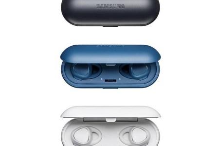 Названа цена и дата начала продаж беспроводных наушников Samsung Gear IconX