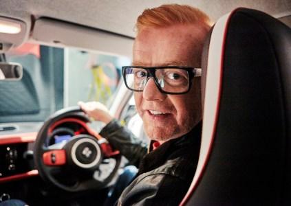 На фоне катастрофического сокращения аудитории из Top Gear ушел ведущий Крис Эванс