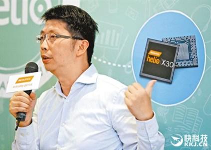Глава MediaTek рассказал о некоторых характеристиках нового 10-ядерного процессора Helio X30