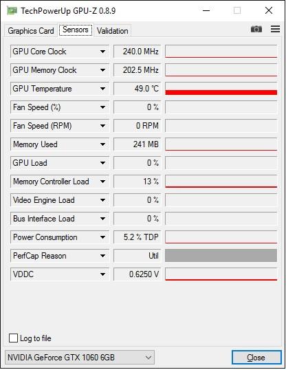 MSI_GeForce_GTX1060_GAMING_X_6G_GPU-Z_idle