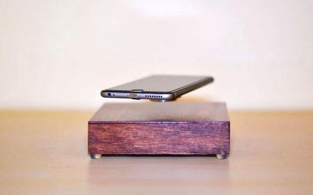 Беспроводное зарядное устройство OvRcharge заставляет телефон левитировать