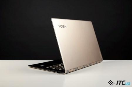 Обзор 12,5-дюймового ультрабука Lenovo YOGA 900s