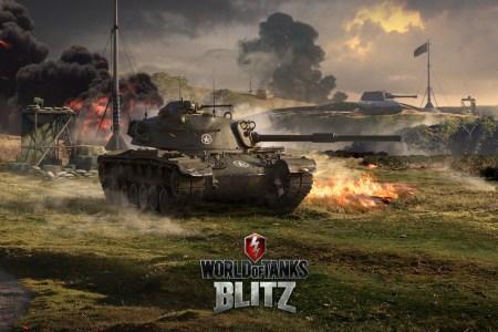 В обновлении World of Tanks Blitz 3.0 появился новый режим «Превосходство»