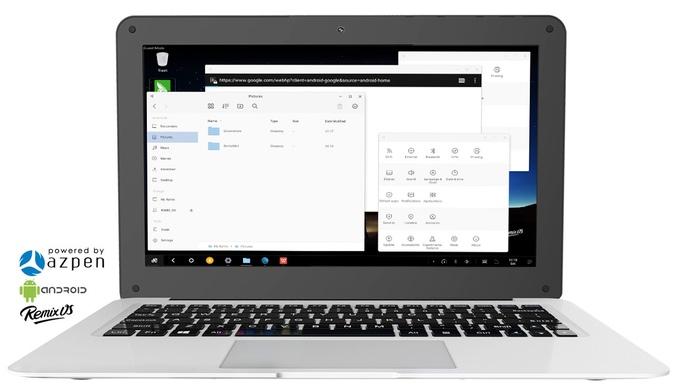 На Kickstarter предлагают ноутбук с Remix OS стоимостью от $69 ...