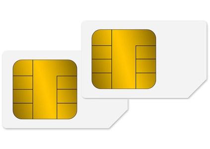 Украинцы постепенно отказываются от лишних SIM-карт