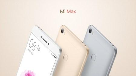 6,44-дюймовый смартфон Xiaomi Mi Max разошёлся тиражом более 1,5 млн единиц за 2 месяца