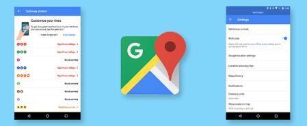 В Google Maps появляется режим Wi-Fi Only