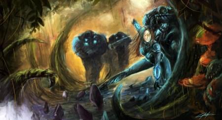 StarCraft: Ghost, история одного проекта