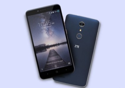 ZTE анонсировала смартфон среднего уровня ZMax Pro по цене всего $99