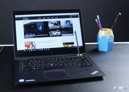 Обзор Lenovo ThinkPad Yoga 460