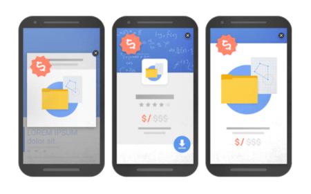 Google начнет штрафовать сайты с большой всплывающей рекламой