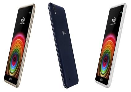 В Украине стартуют продажи смартфона LG X power с аккумулятором на 4100 мАч по цене 4999 грн
