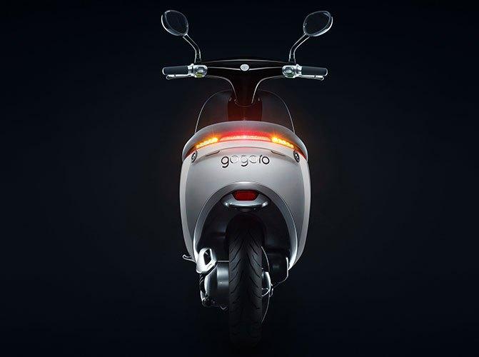 Gogoro запустила в Berlin сервис проката электрических скутеров стоимостью €3 за 30 минут или €20 за весь день