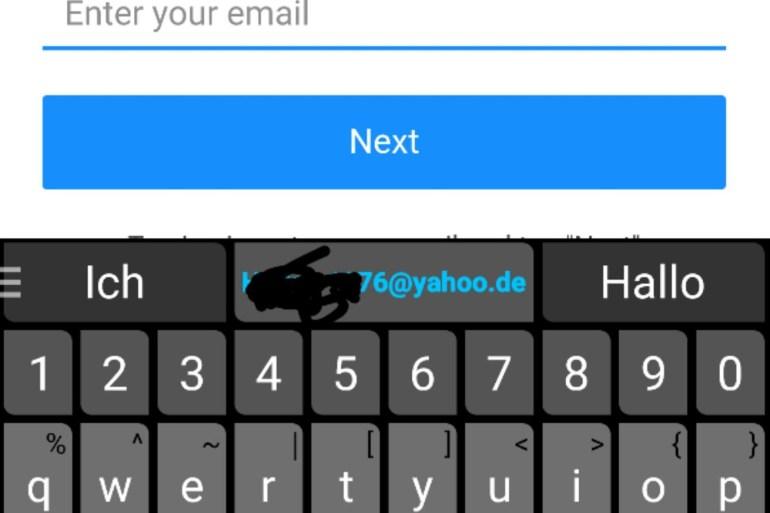 Из-за ошибки в SwiftKey пользователи получили доступ к адресам электронной почты и поисковым запросам других людей