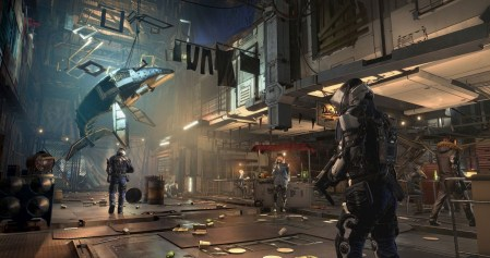 Deus Ex: Mankind Divided выйдет без поддержки DX12