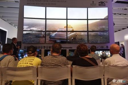 Эталонные телевизоры и город будущего: Panasonic на [IFA 2016]