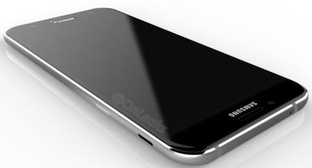 Опубликованы характеристики и изображения смартфона Samsung Galaxy A8 (2016)