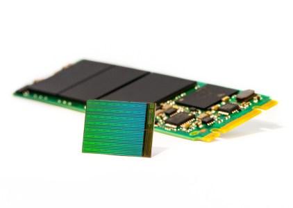3D NAND: прорыв памяти в трёхмерное пространство