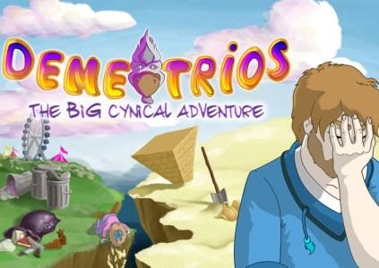 Demetrios: большое классическое приключение с фривольным юмором
