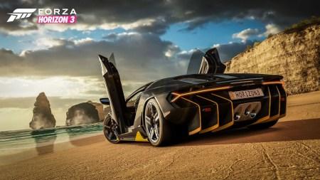 Гоночный симулятор с открытым миром Forza Horizon 3 поступил в продажу на платформах Xbox One и Windows 10