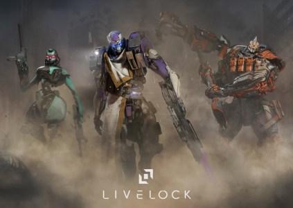 Livelock: роботы утренней зари