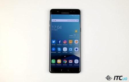 Названа дата начала продаж смартфонов Samsung Galaxy Note7 в Европе