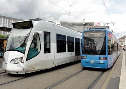 КГГА: в Киеве могут появиться новые виды общественного транспорта — трам-трейны и скоростные BRT-автобусы