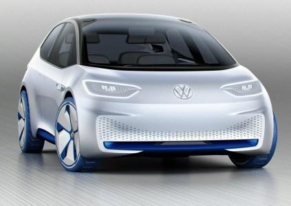 Прототип электрического хетчбека Volkswagen I.D. с автопилотом, беспроводной зарядкой и запасом хода до 600 км выйдет в серию в 2020 году по цене «Гольфа»