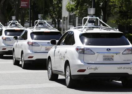 В Калифорнии наличие водителя за рулем самоуправляемого автомобиля больше не обязательно