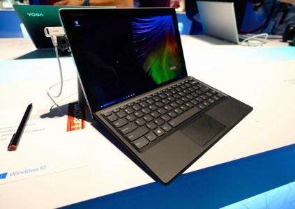 Lenovo представила «Surface-подобный» планшет-трансформер Miix 510, а также модель Lenovo Yoga Tab 3 Plus с достойной начинкой и ценником $300
