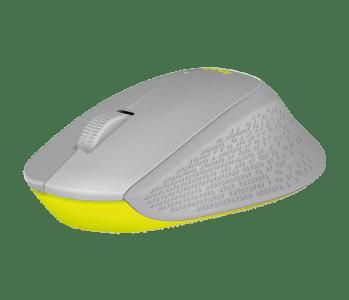 Logitech выпустила мышки, издающие на 90% меньше шума при клике