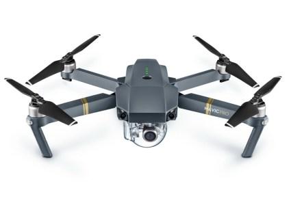 Компания DJI анонсировала компактный складной квадрокоптер Mavic Pro c 4K-камерой и функцией Active Track