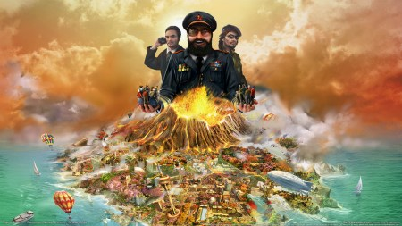 Humble Store бесплатно дает Steam ключ для Tropico 4