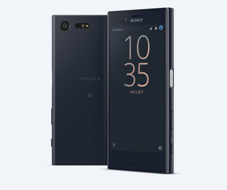 В Украине стартуют продажи смартфона Sony Xperia XCompact по цене 13999 грн