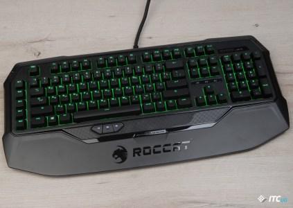 Обзор игровой механической клавиатуры Roccat Ryos MK FX