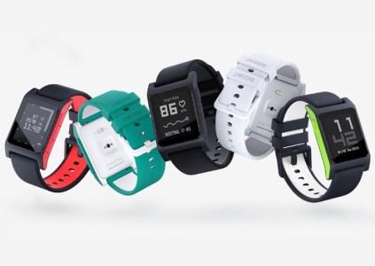 Pebble анонсировала умные часы Pebble 2 в двух модификациях