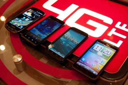 Vodafone Украина прогнозирует 20% проникновение LTE смартфонов к моменту запуска 4G в Украине