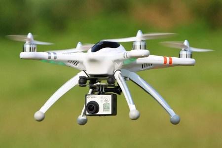 «Снимать запрещено!»: для запуска дронов с камерой в Швеции потребуется специальное разрешение властей