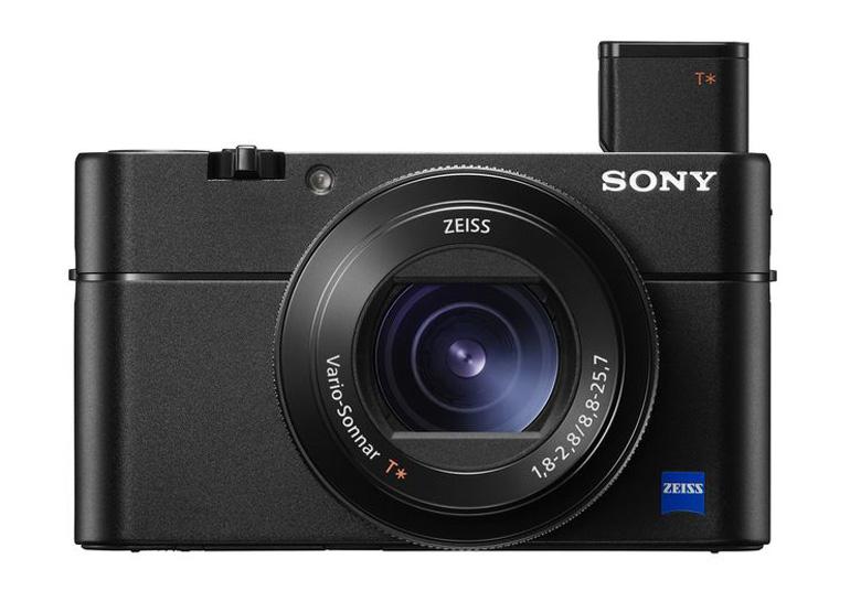 Sony анонсировала компактную камеру RX100 Mark V с поддержкой видео 4K и серийной съёмки в RAW с частотой 24 кадра в секунду