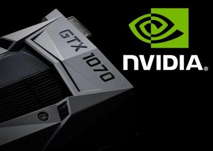 Некоторым видеокартам GeForce GTX 1070 понадобится обновить BIOS