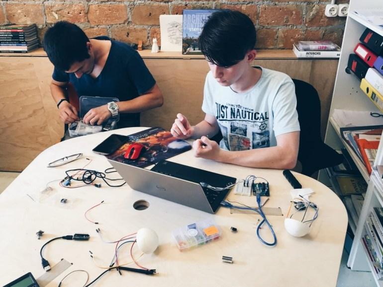 В Киеве открыли цифровую лабораторию FabLab Fabricator для конструкторов и изобретателей