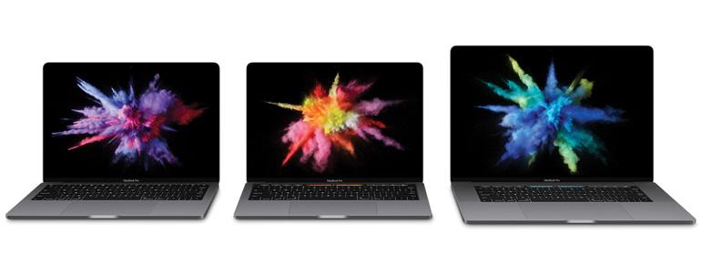 Apple представила ноутбуки MacBook Pro 2016 года с многофункциональной сенсорной панелью Touch Bar вместо функциональных клавиш