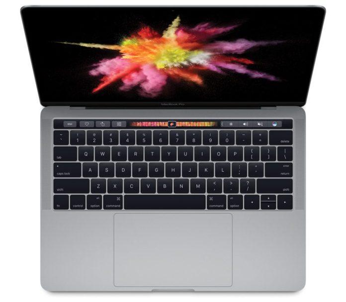 Картинки по запросу 13-дюймовый MacBook Pro с Touch Bar