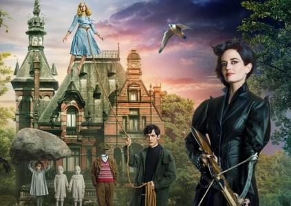 Miss Peregrine's Home for Peculiar Children / «Дом странных детей мисс Сапсан»