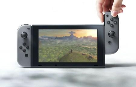 Nintendo показала гибридную приставку-планшет Switch, использующую сменные картриджи и позволяющую играть в The Elder Scrolls 5: Skyrim